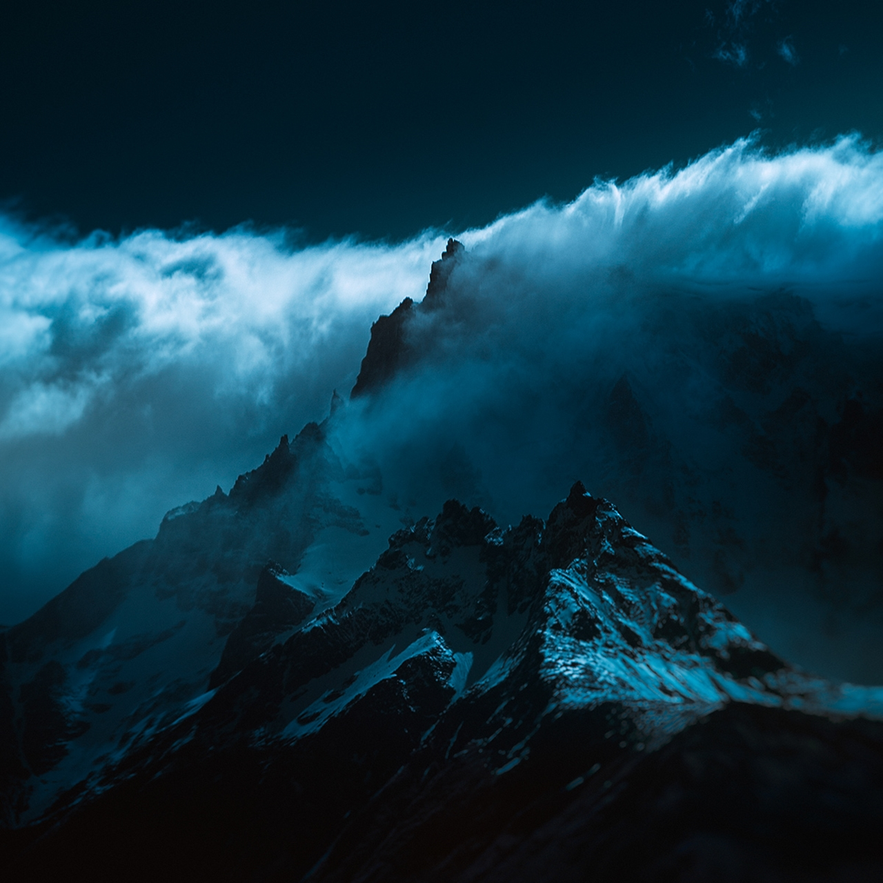 The beautiful scenery mountains Chile photos Andy Lee 06
