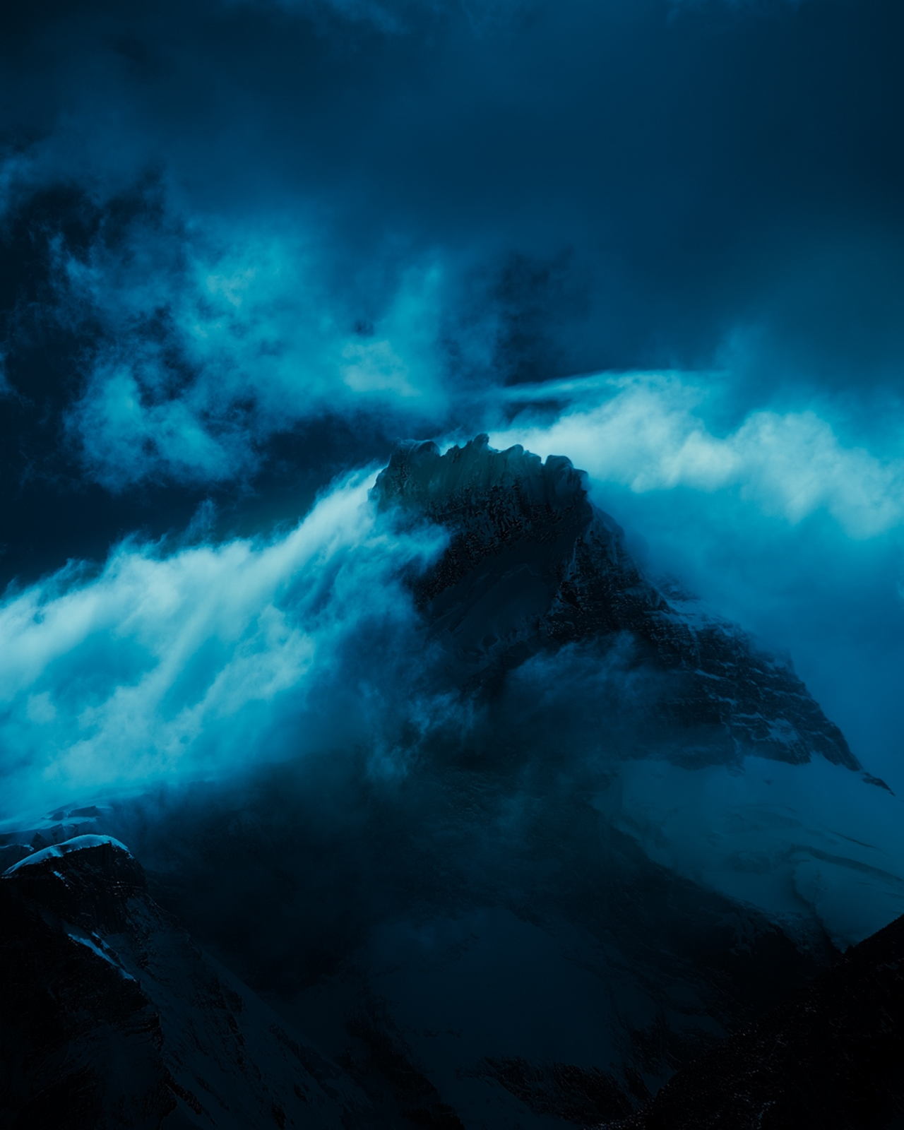 The beautiful scenery mountains Chile photos Andy Lee 07