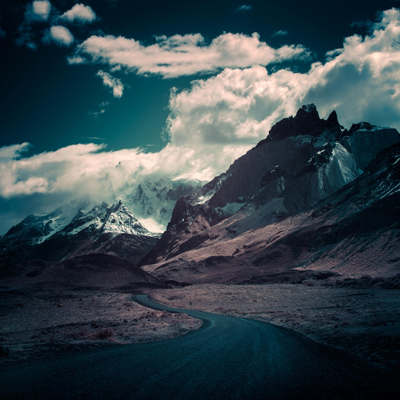 The beautiful scenery mountains Chile photos Andy Lee 11