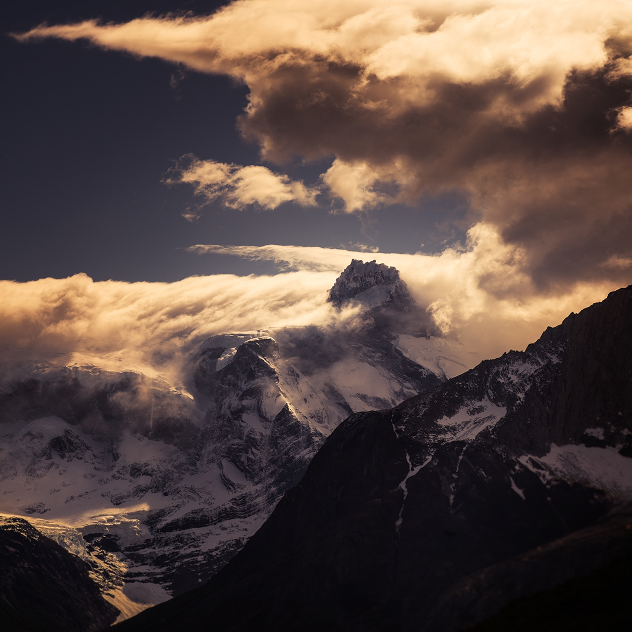 The beautiful scenery mountains Chile photos Andy Lee 14