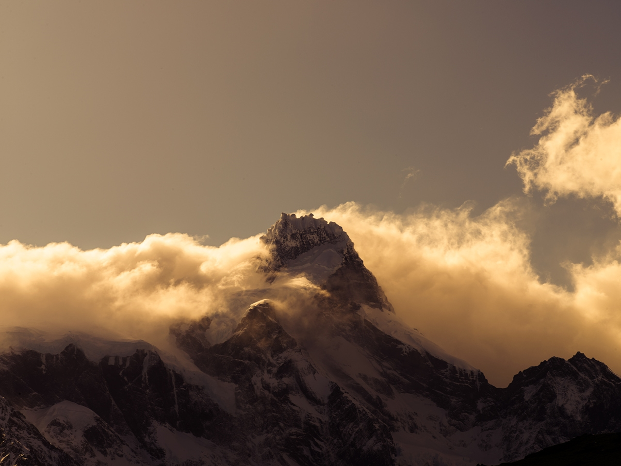 The beautiful scenery mountains Chile photos Andy Lee 15