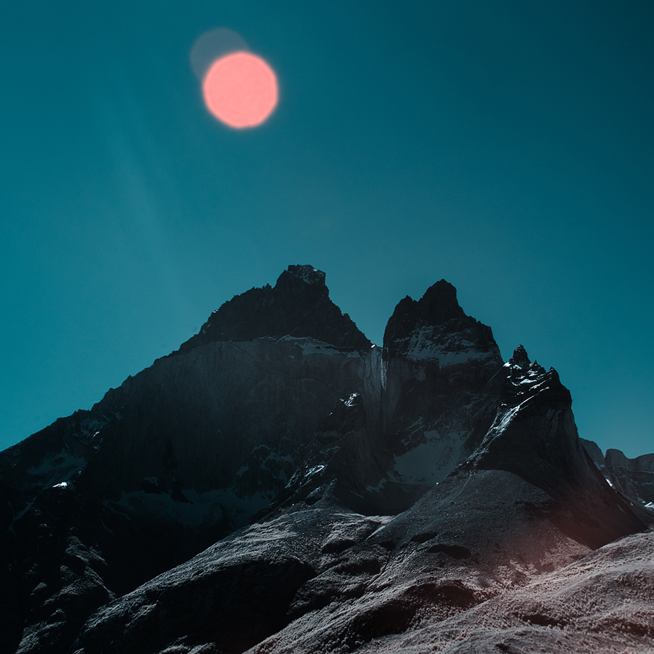 The beautiful scenery mountains Chile photos Andy Lee 16