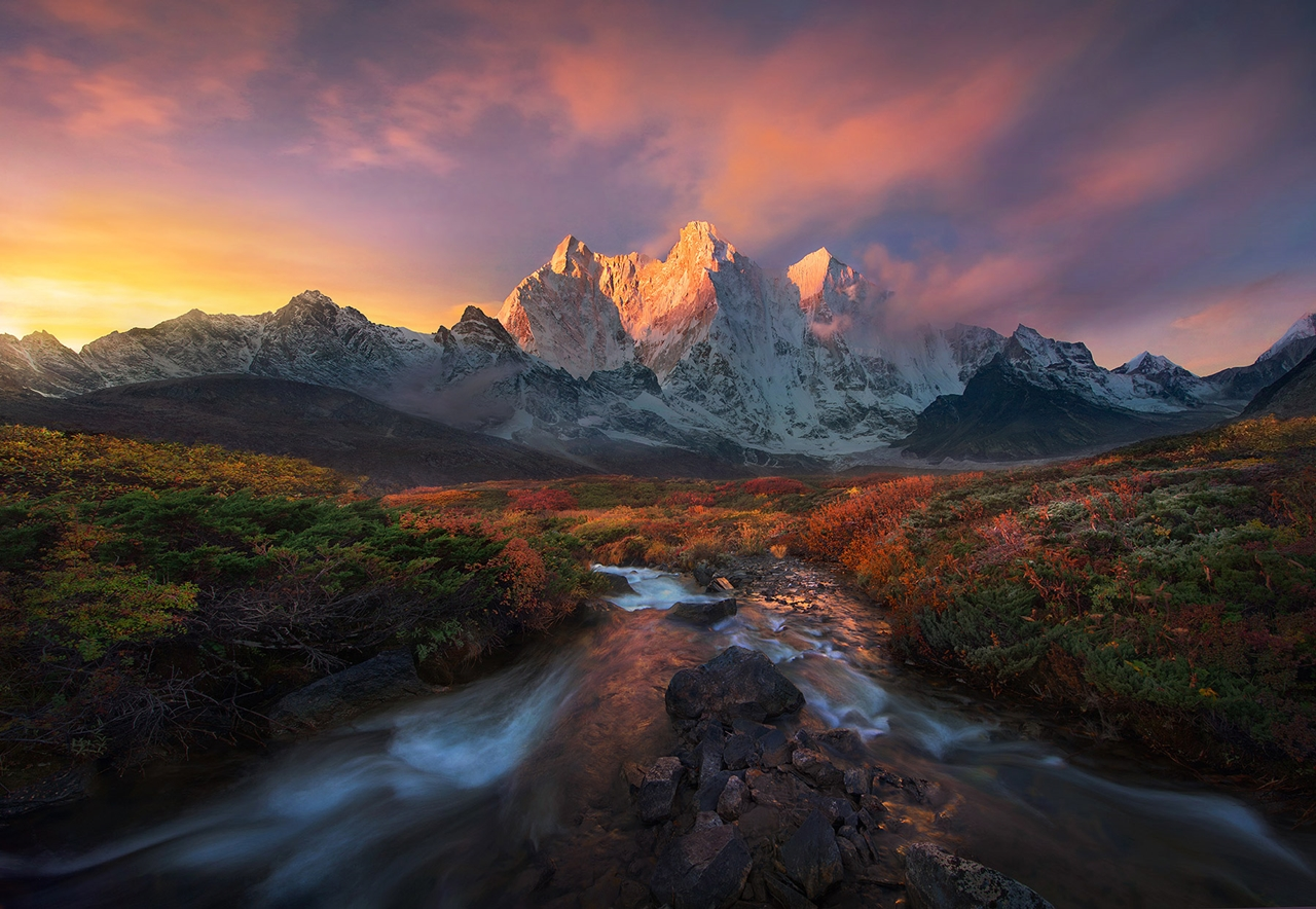 The enchanting scenery of nature in the photographs of Marc Adamus 08