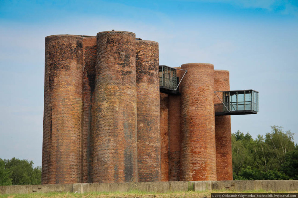 Towers Of Lauchhammer 03