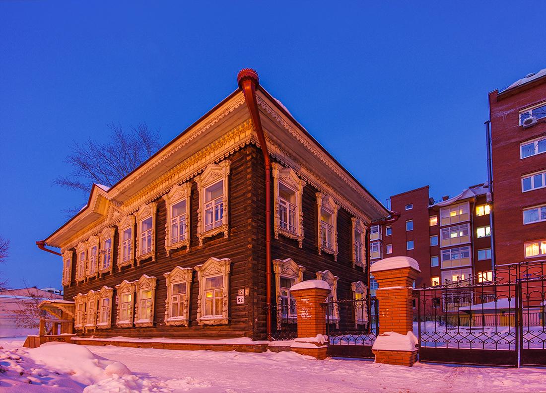 Walk in Tomsk 06