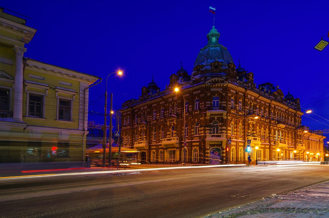 Walk in Tomsk 09