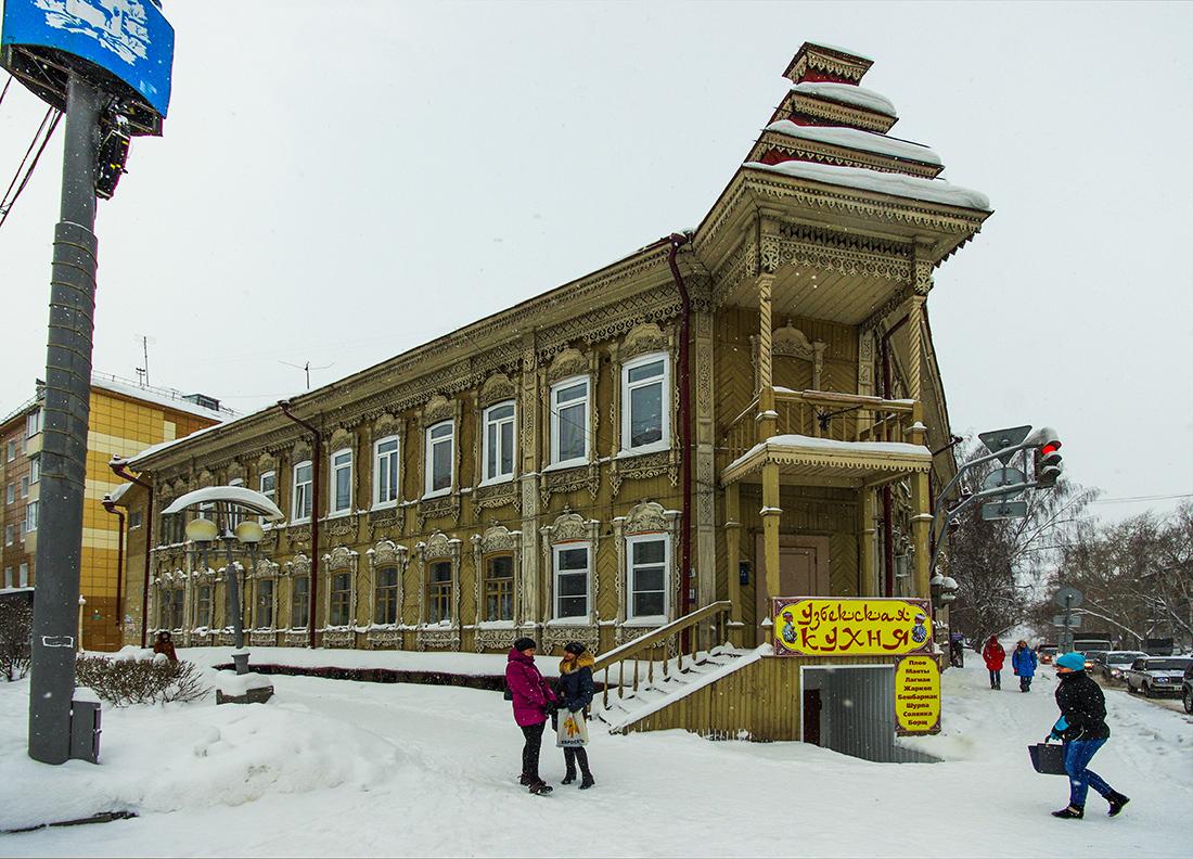 Walk in Tomsk 11