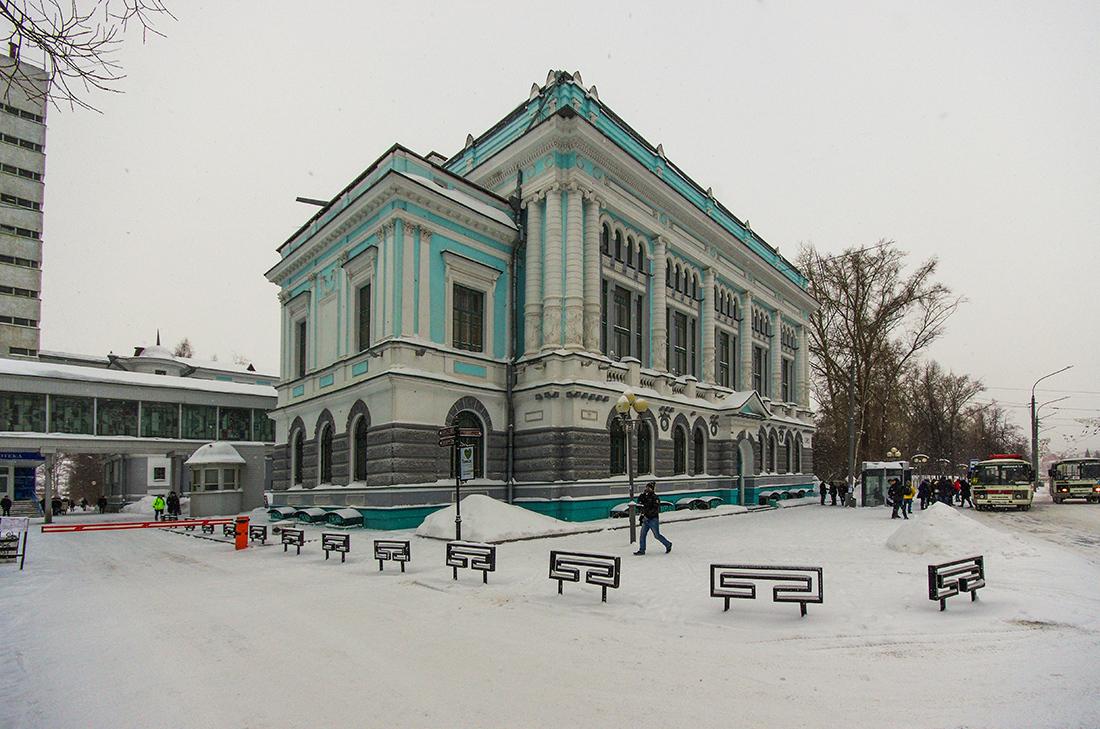 Walk in Tomsk 12