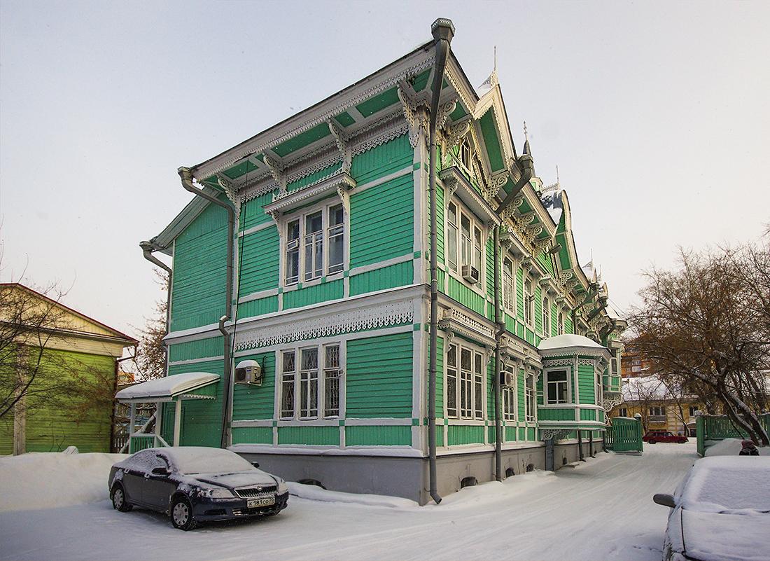 Walk in Tomsk 15