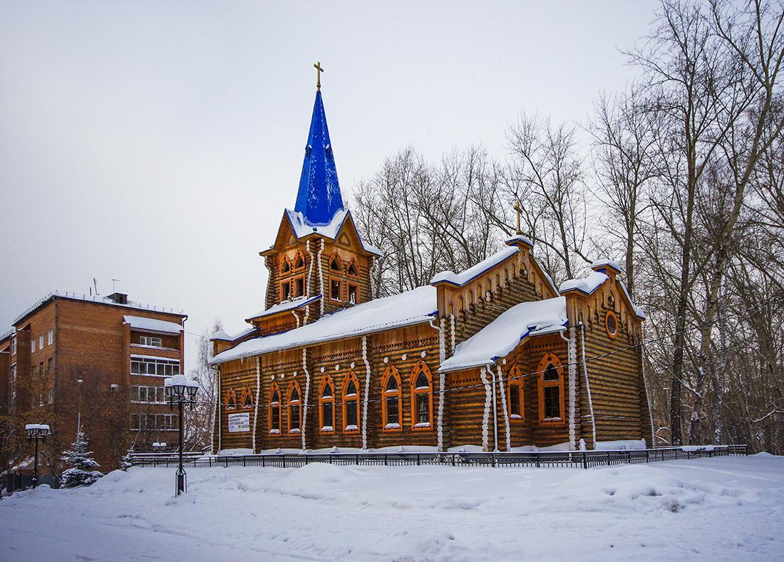 Walk in Tomsk 16
