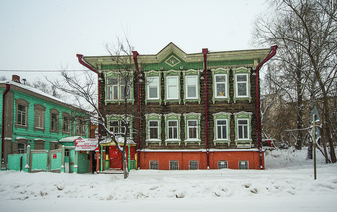 Walk in Tomsk 19