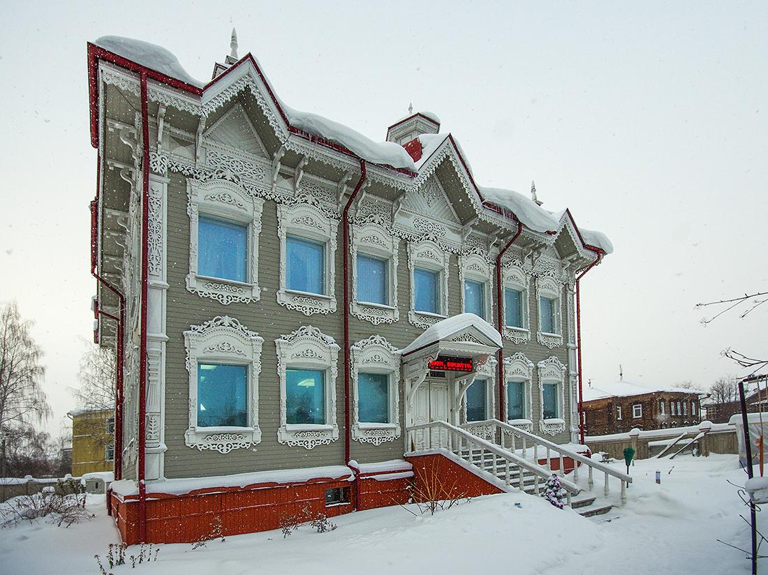 Walk in Tomsk 20