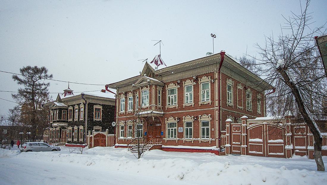 Walk in Tomsk 24