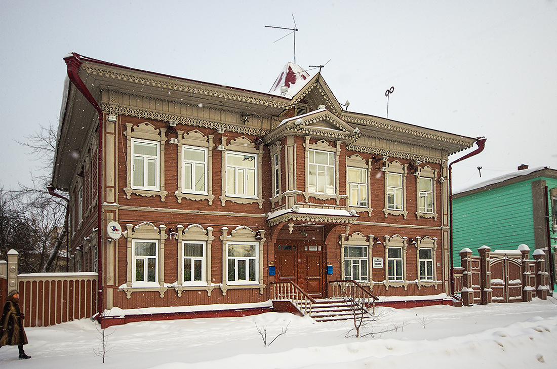 Walk in Tomsk 25