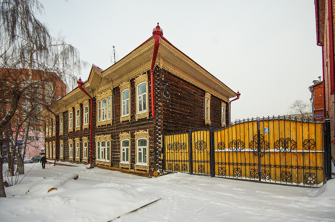 Walk in Tomsk 27
