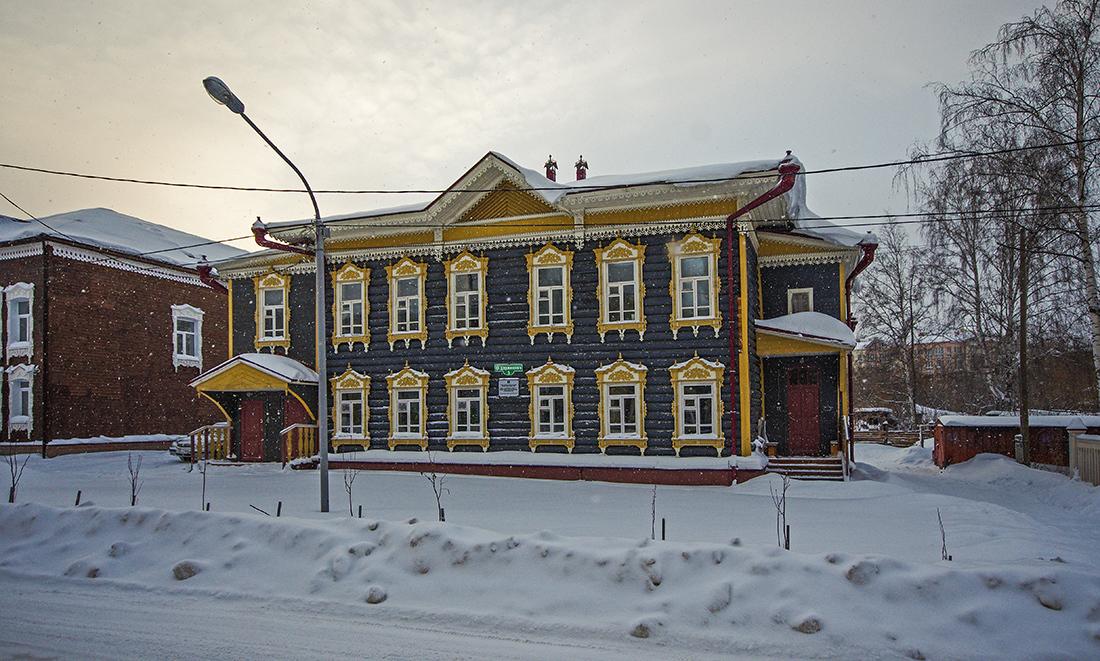 Walk in Tomsk 28