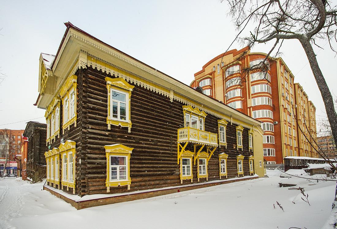 Walk in Tomsk 29