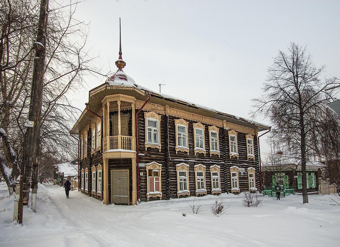 Walk in Tomsk 30