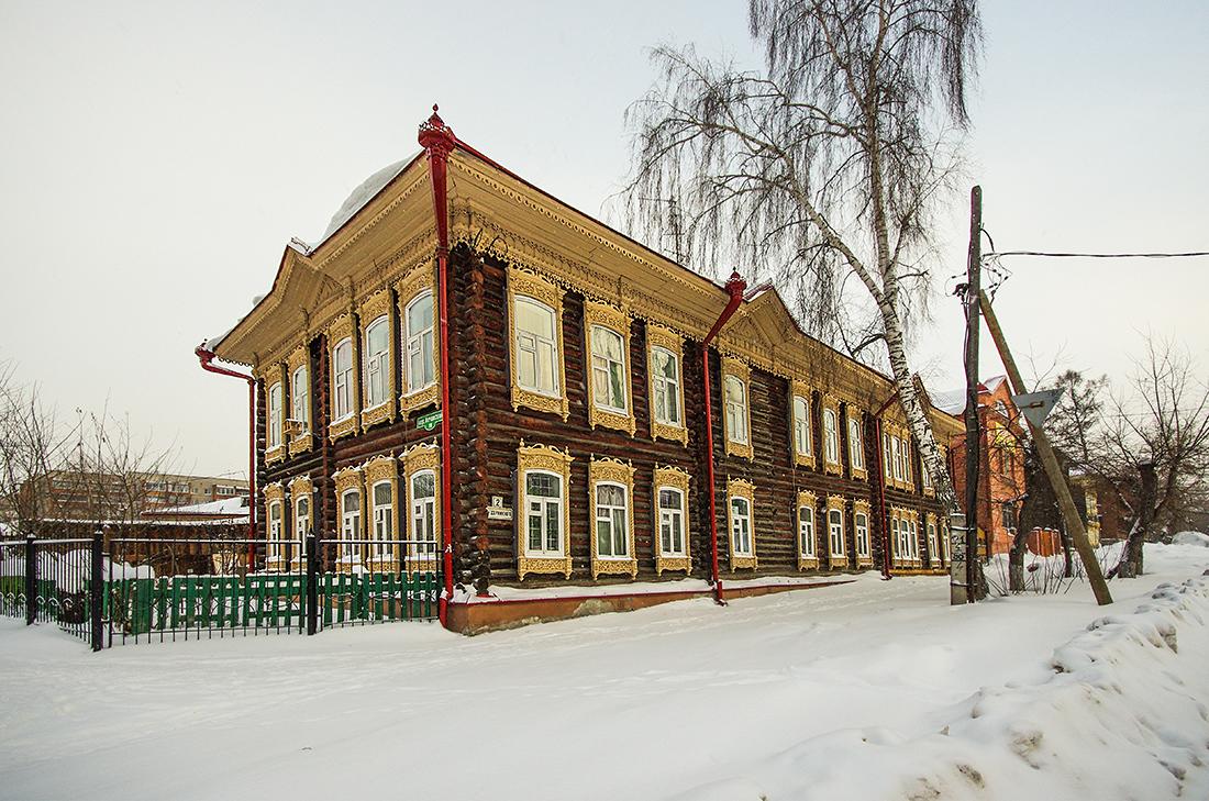 Walk in Tomsk 31