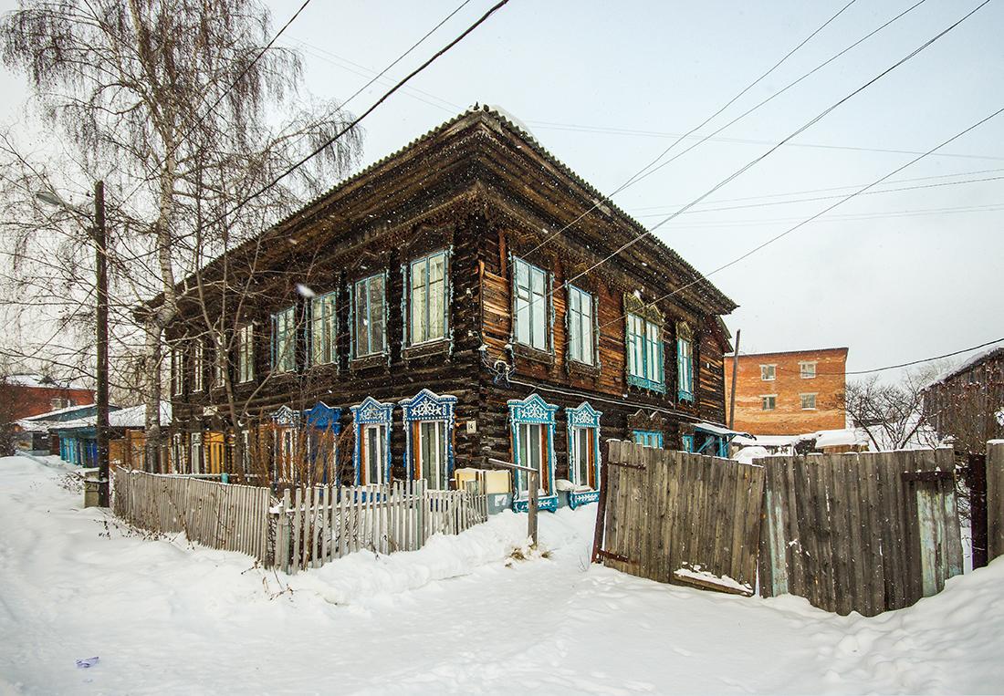 Walk in Tomsk 32