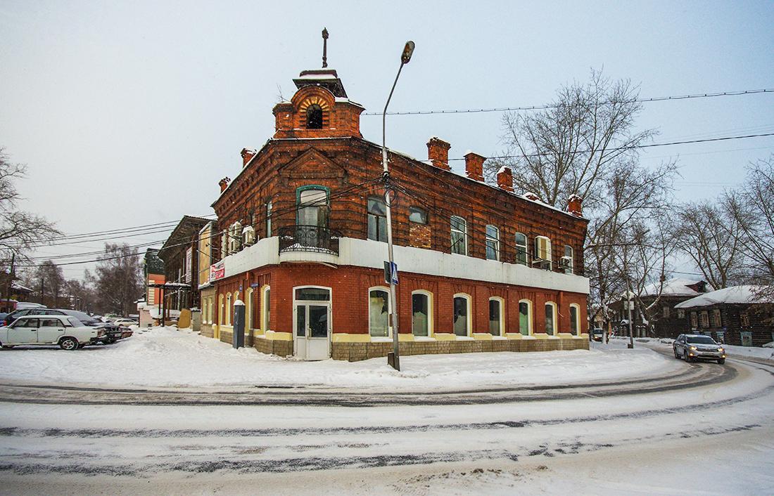 Walk in Tomsk 33