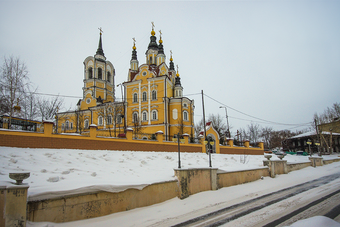 Walk in Tomsk 34