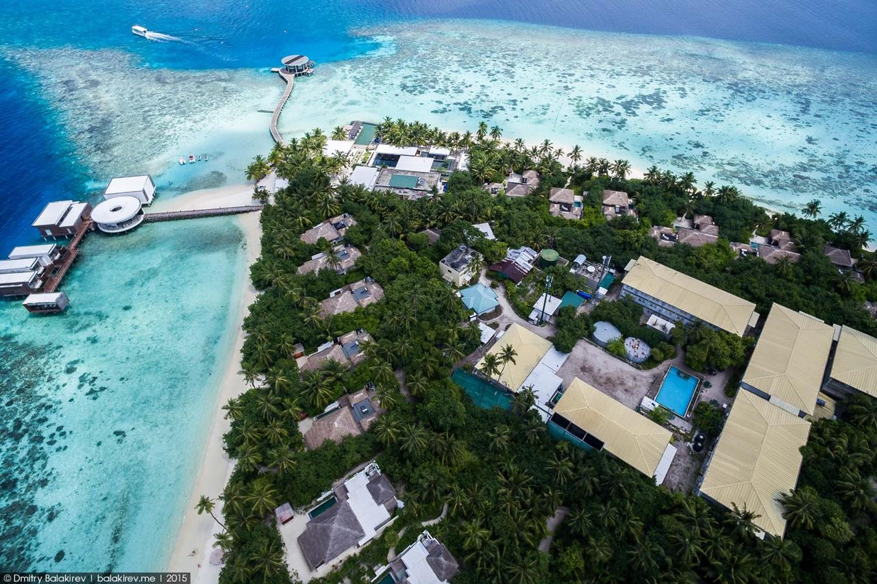 Wedding ceremony in the Maldives 02