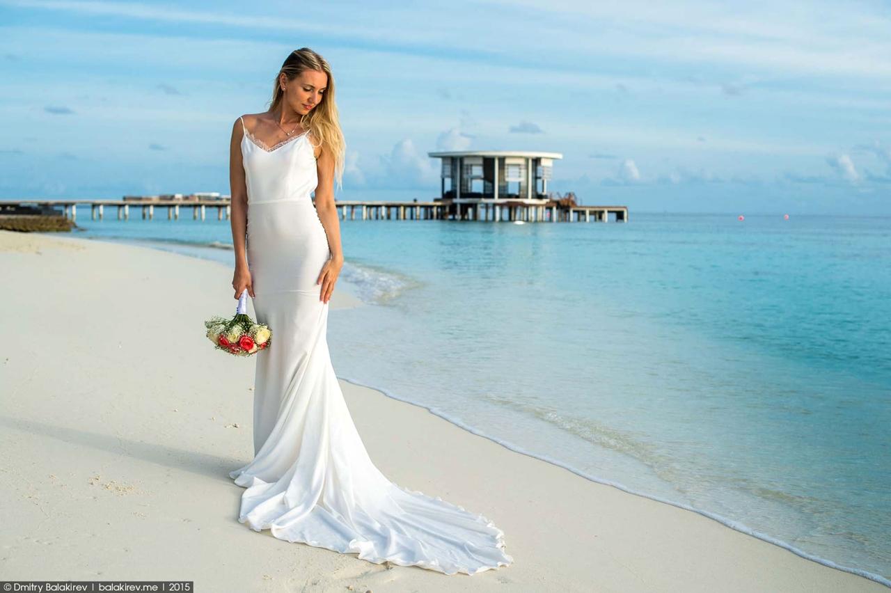 Wedding ceremony in the Maldives 12