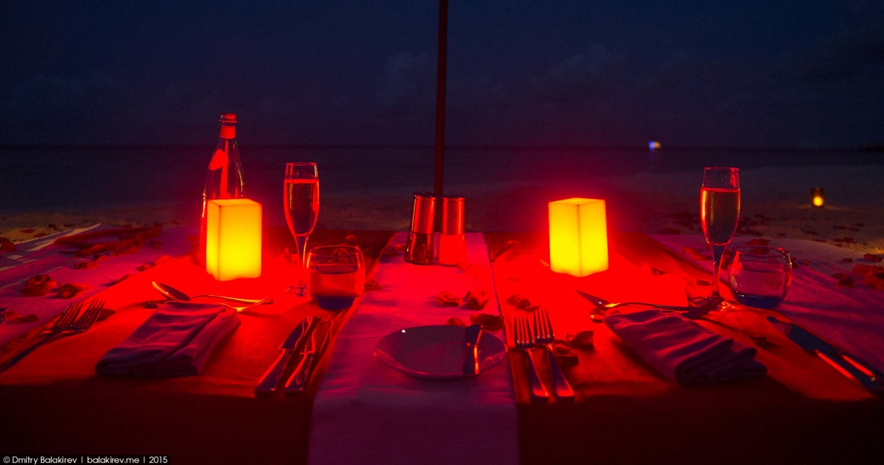 Wedding ceremony in the Maldives 14