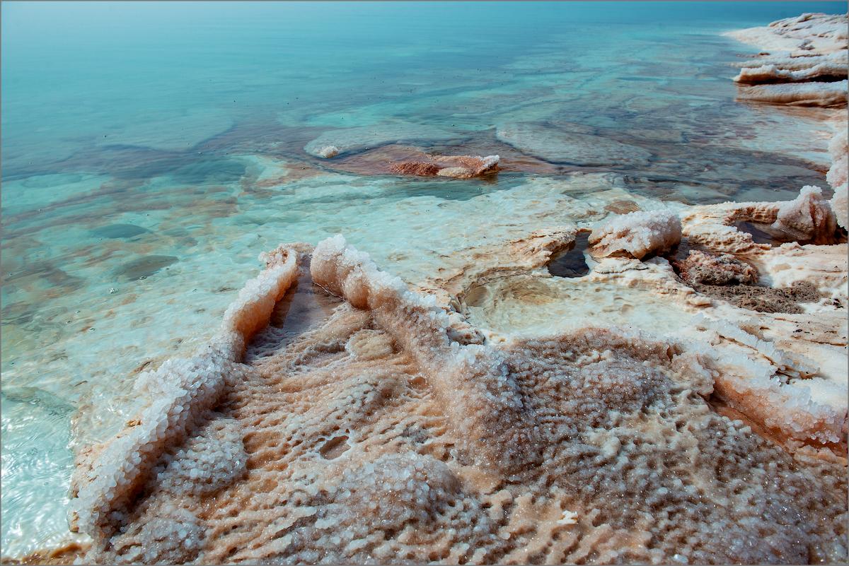 Какое на самом деле Мертвое Море