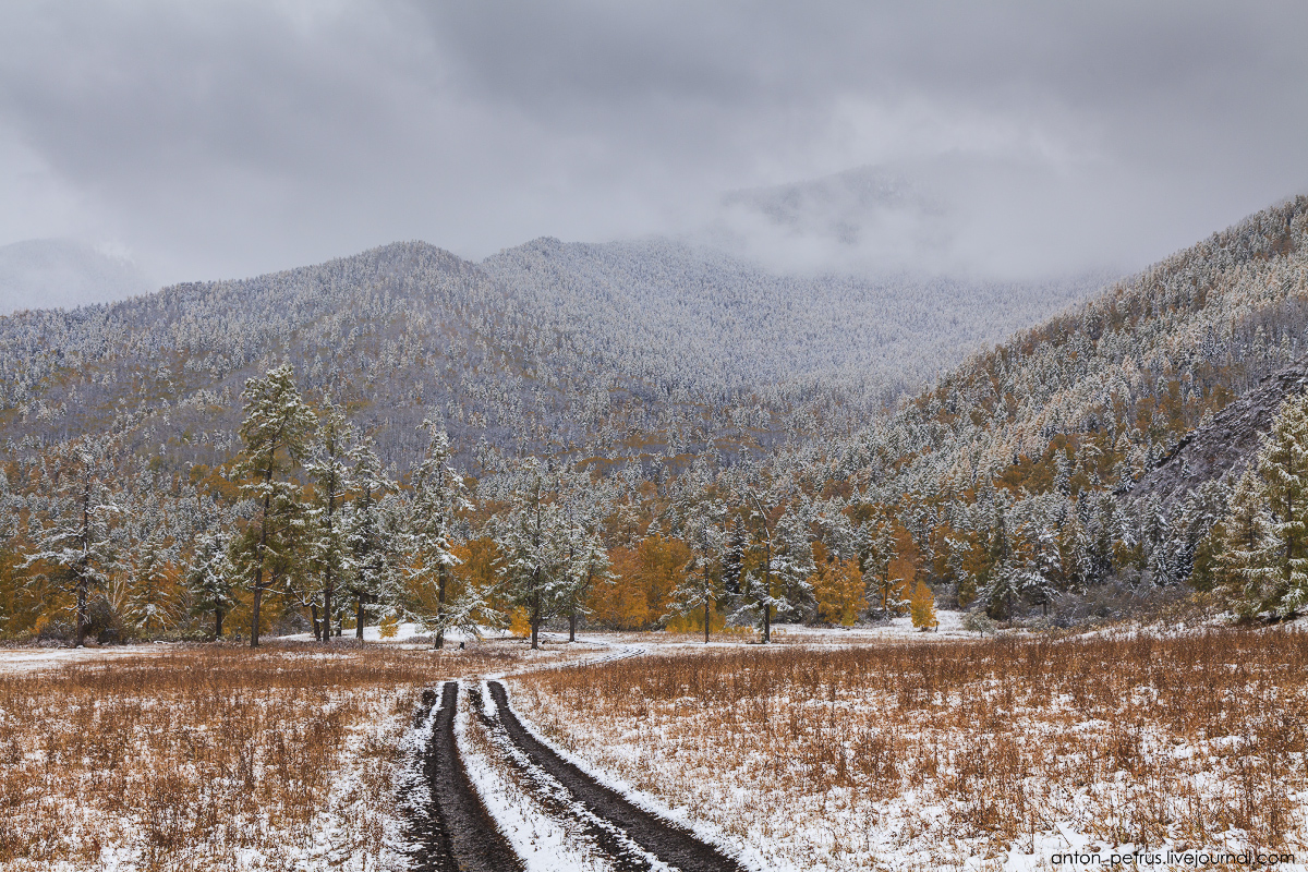 When autumn meets winter 10