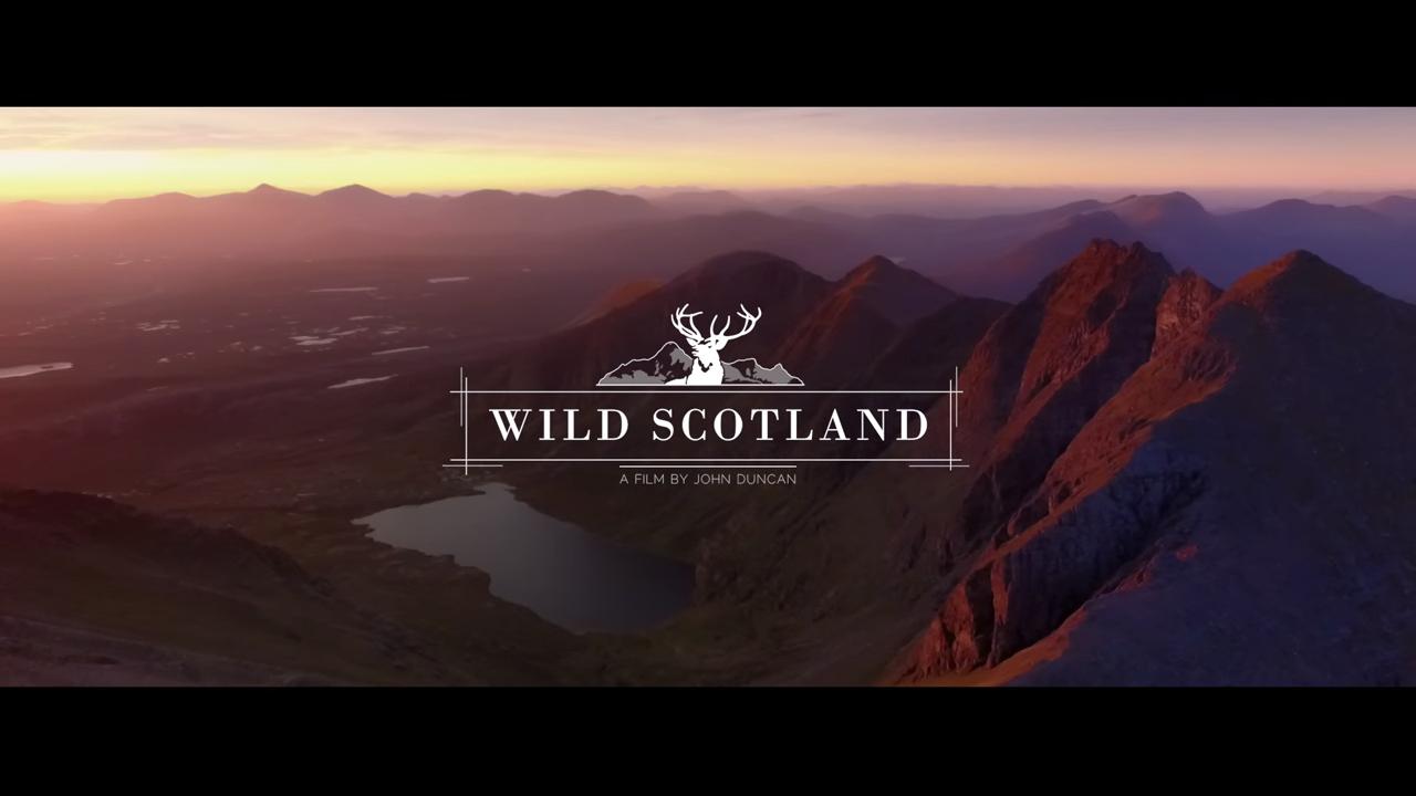 Дикая Шотландия