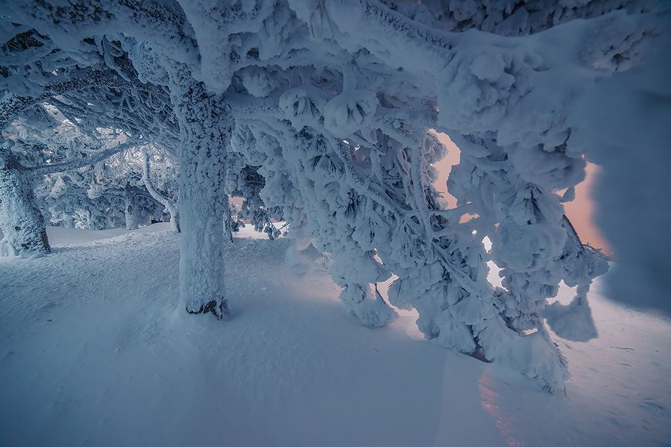 Winter in Pyatigorsk 03
