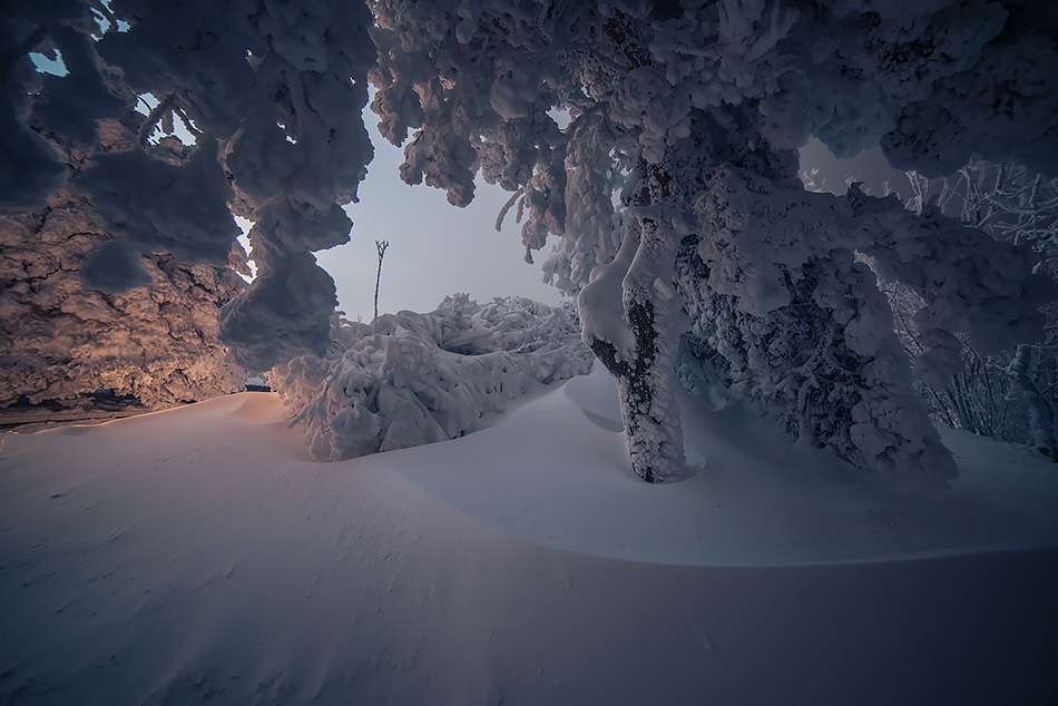 Winter in Pyatigorsk 04