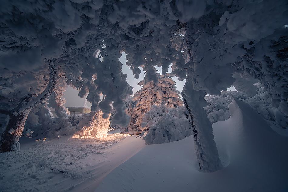 Winter in Pyatigorsk 07