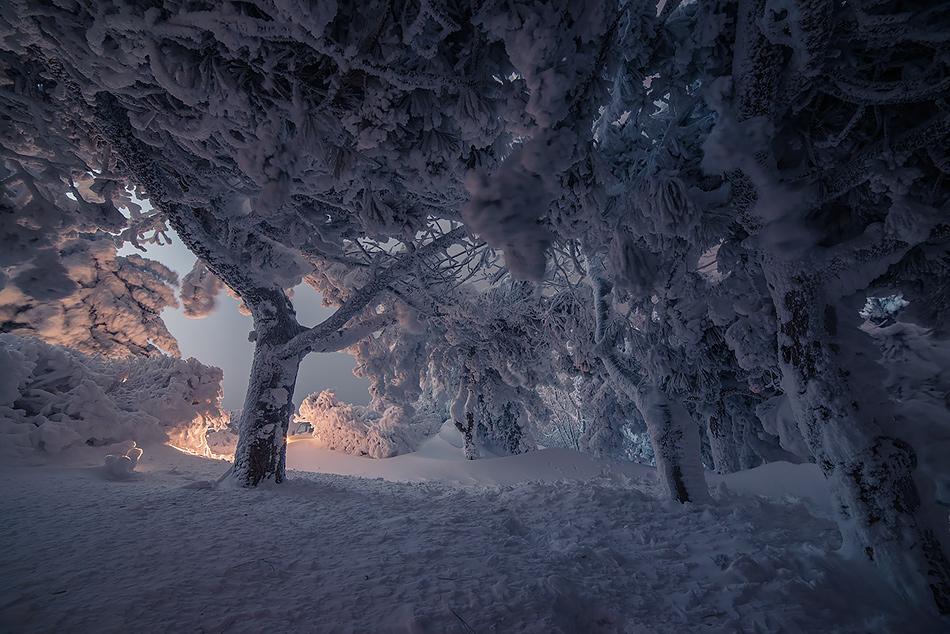 Winter in Pyatigorsk 08