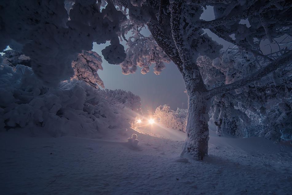 Winter in Pyatigorsk 11
