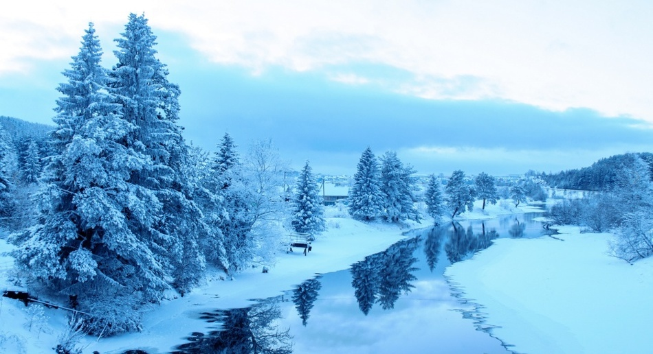 Winter in Russia is harsh and incredibly beautiful 01