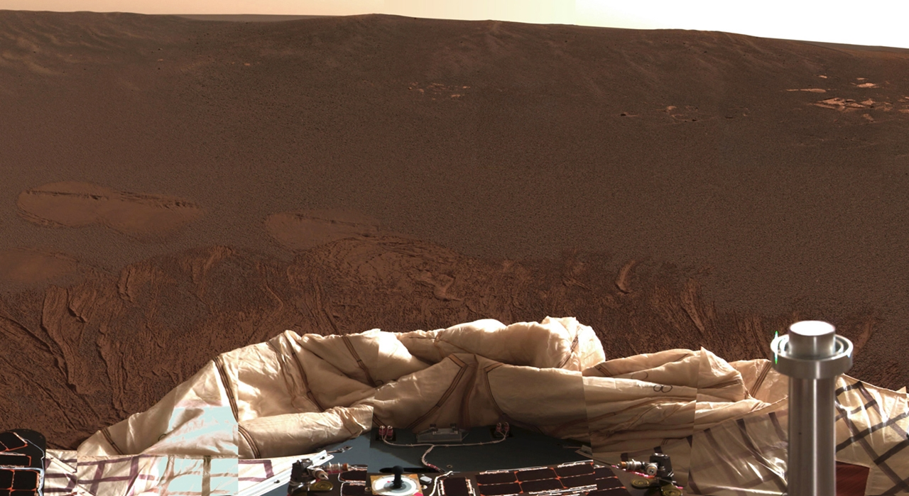 12 Years on Mars 07