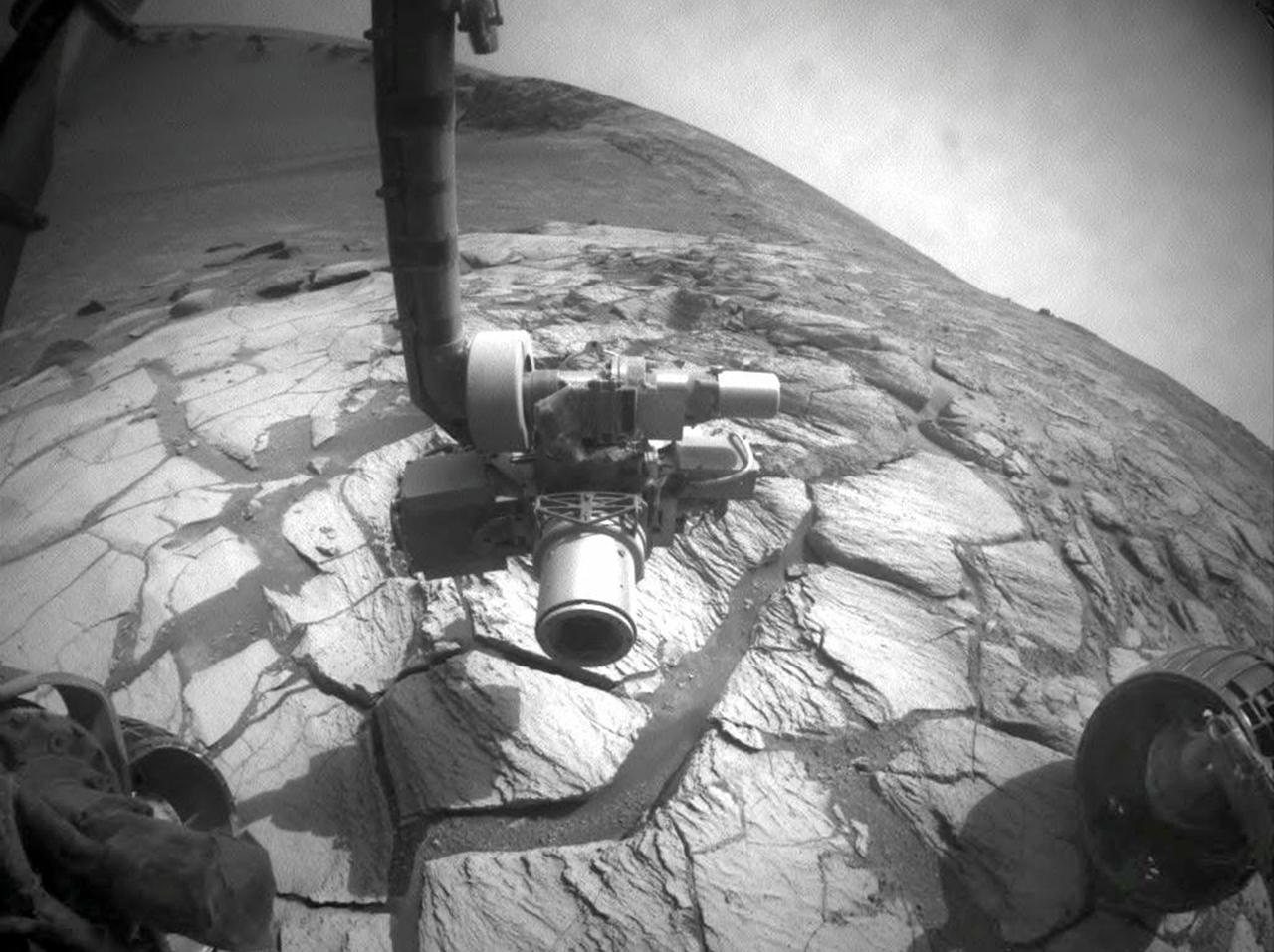 12 Years on Mars 08