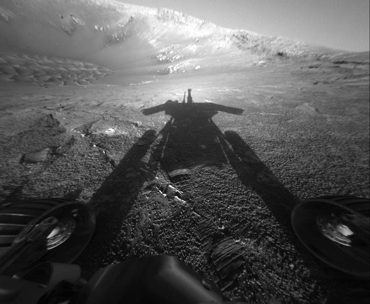 12 Years on Mars 10