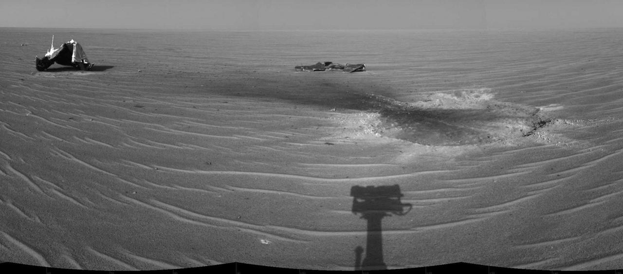 12 Years on Mars 15