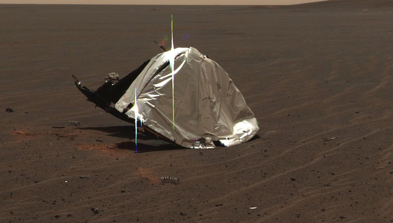 12 Years on Mars 16