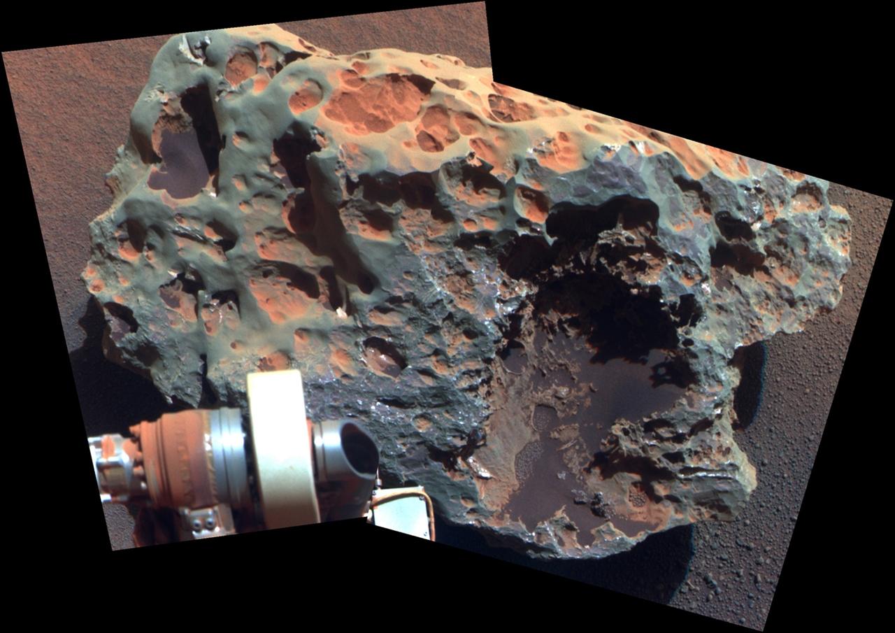 12 Years on Mars 18