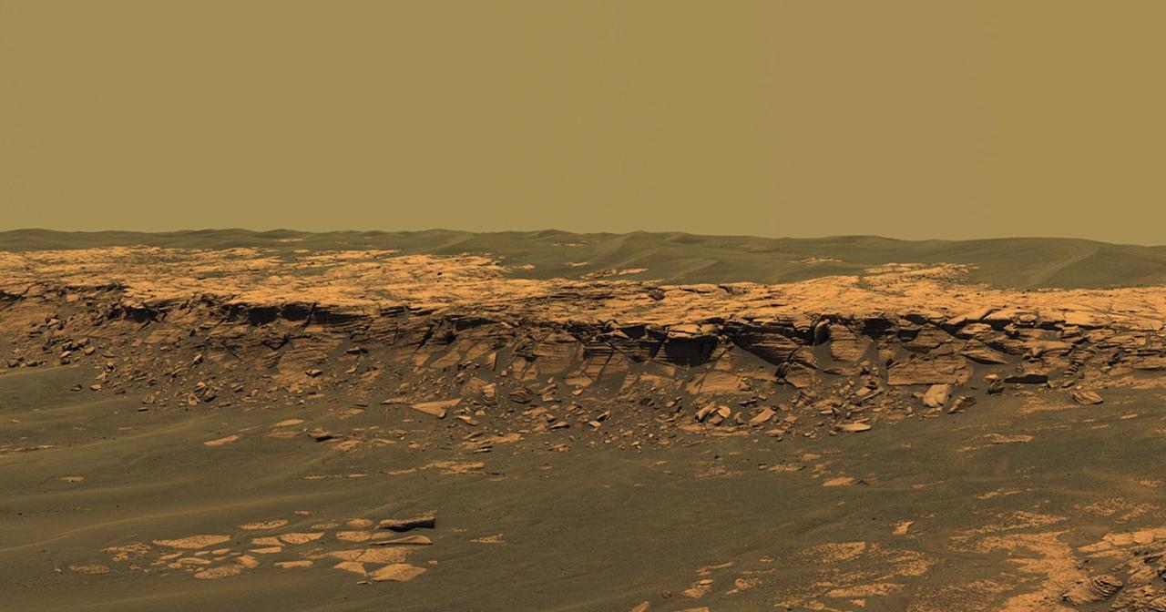 12 Years on Mars 20