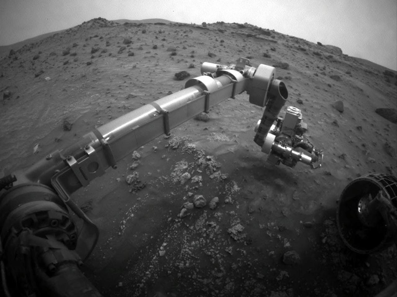 12 Years on Mars 21