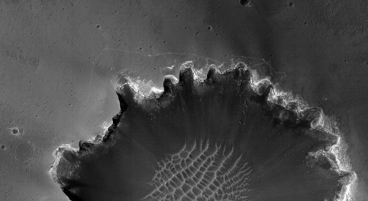 12 Years on Mars 25