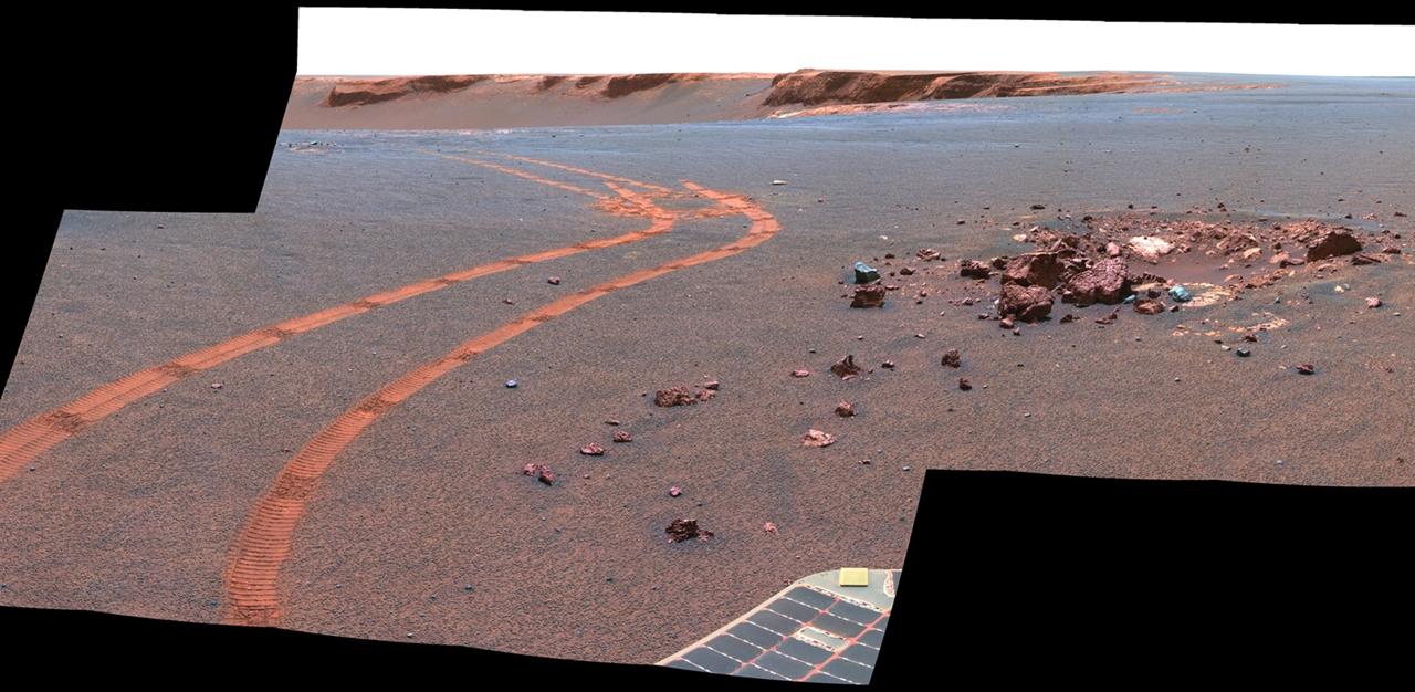 12 Years on Mars 27