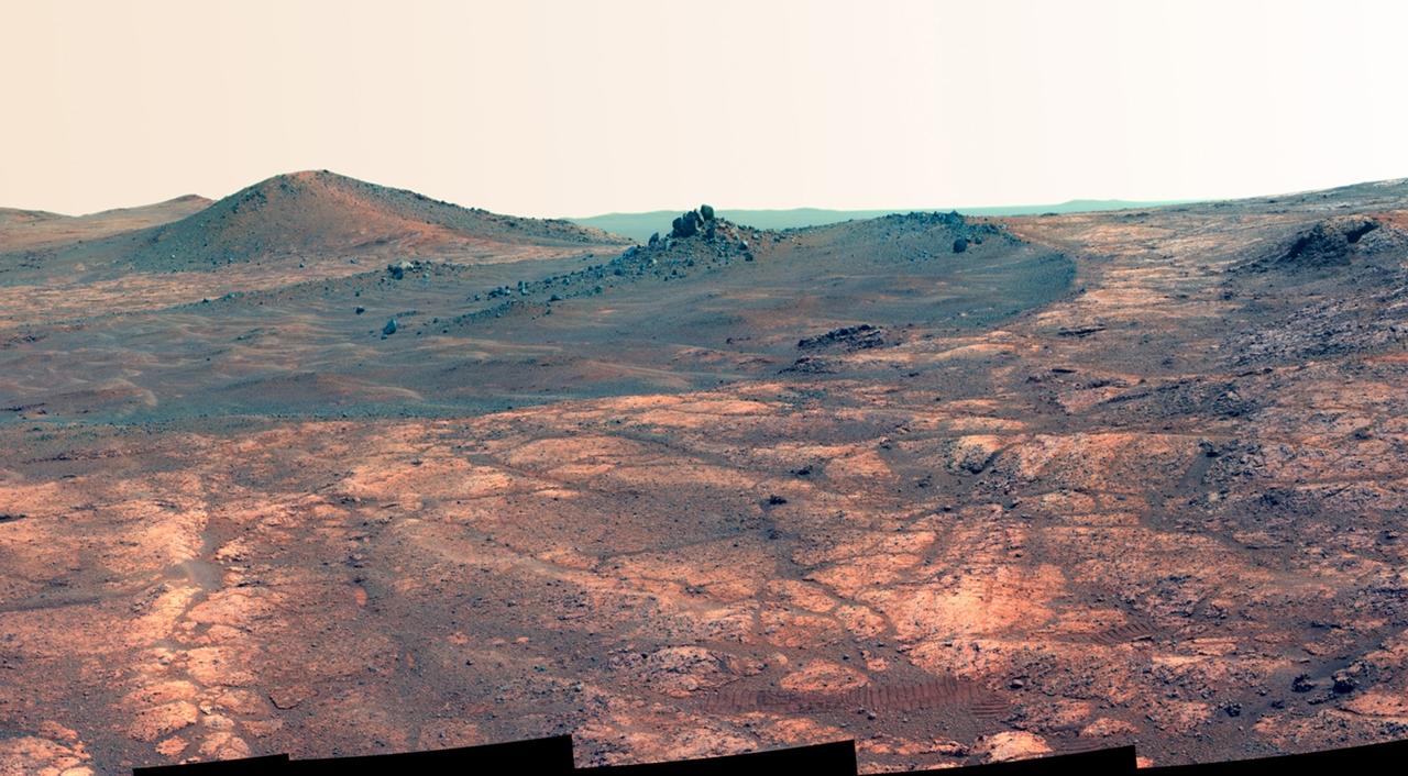 12 Years on Mars 30