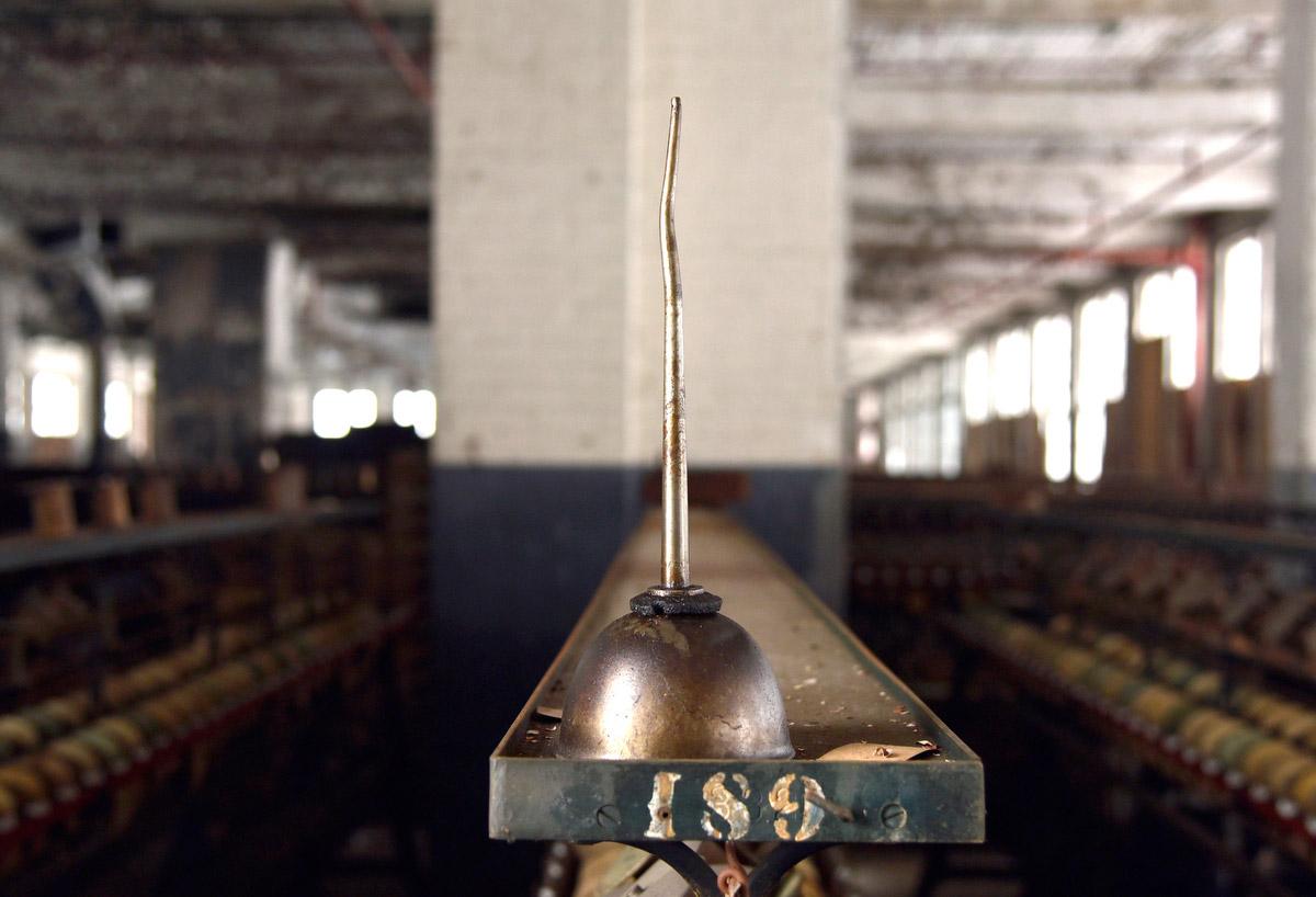 Abandoned Lonaconing Silk Mill 04